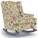 Best Home Furnishings Runner Rockers Willow Rocking Chair - Item Number: 0175-34389