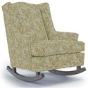 Best Home Furnishings Runner Rockers Willow Rocking Chair - Item Number: 0175-34412