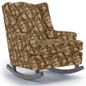 Best Home Furnishings Runner Rockers Willow Rocking Chair - Item Number: 0175-34536