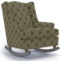 Best Home Furnishings Runner Rockers Willow Rocking Chair - Item Number: 0175-34563