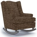 Best Home Furnishings Runner Rockers Willow Rocking Chair - Item Number: 0175-34596