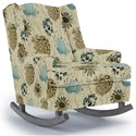 Best Home Furnishings Runner Rockers Willow Rocking Chair - Item Number: 0175-34612