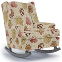 Best Home Furnishings Runner Rockers Willow Rocking Chair - Item Number: 0175-34618