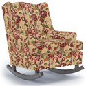 Best Home Furnishings Runner Rockers Willow Rocking Chair - Item Number: 0175-34697