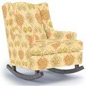 Best Home Furnishings Runner Rockers Willow Rocking Chair - Item Number: 0175-34834