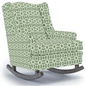 Best Home Furnishings Runner Rockers Willow Rocking Chair - Item Number: 0175-34952