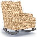 Best Home Furnishings Runner Rockers Willow Rocking Chair - Item Number: 0175-34959