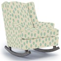 Best Home Furnishings Runner Rockers Willow Rocking Chair - Item Number: 0175-35532