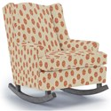 Best Home Furnishings Runner Rockers Willow Rocking Chair - Item Number: 0175-35534