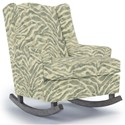 Best Home Furnishings Runner Rockers Willow Rocking Chair - Item Number: 0175-35813