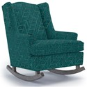 Best Home Furnishings Runner Rockers Willow Rocking Chair - Item Number: 0175-39121