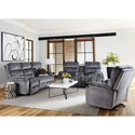 Best Home Furnishings Ryson Reclining Living Room Group  - Item Number: 850 Living Room Group 2