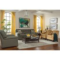 Best Home Furnishings McIntire Living Room Group - Item Number: S26 Living Room Group 1