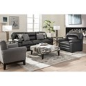 Best Home Furnishings McIntire Living Room Group - Item Number: S26 Living Room Group 2