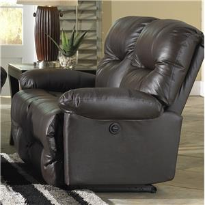 Morris Home Furnishings S501 Zaynah Power Reclining Loveseat