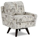 Best Home Furnishings Seymour Swivel Chair - Item Number: 2508-35827
