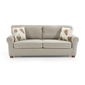 Queen Sofa Sleeper w/ Air Dream Mattress