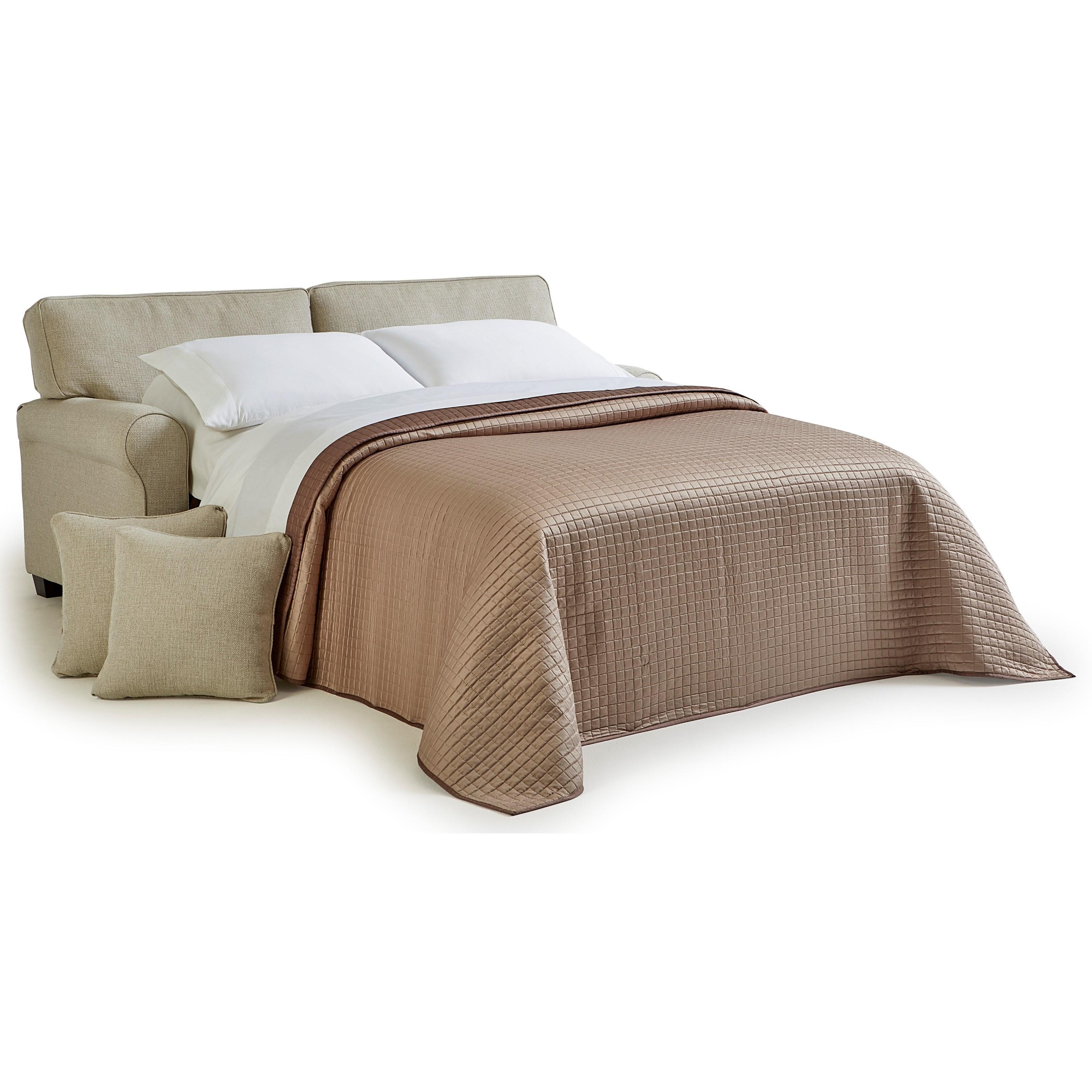 Best Home Furnishings Shannon S14F Full Sofa Sleeper