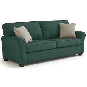 Best Home Furnishings Shannon Queen Sofa Sleeper