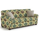 Best Home Furnishings Shannon Queen Sofa Sleeper - Item Number: S14Q-31747