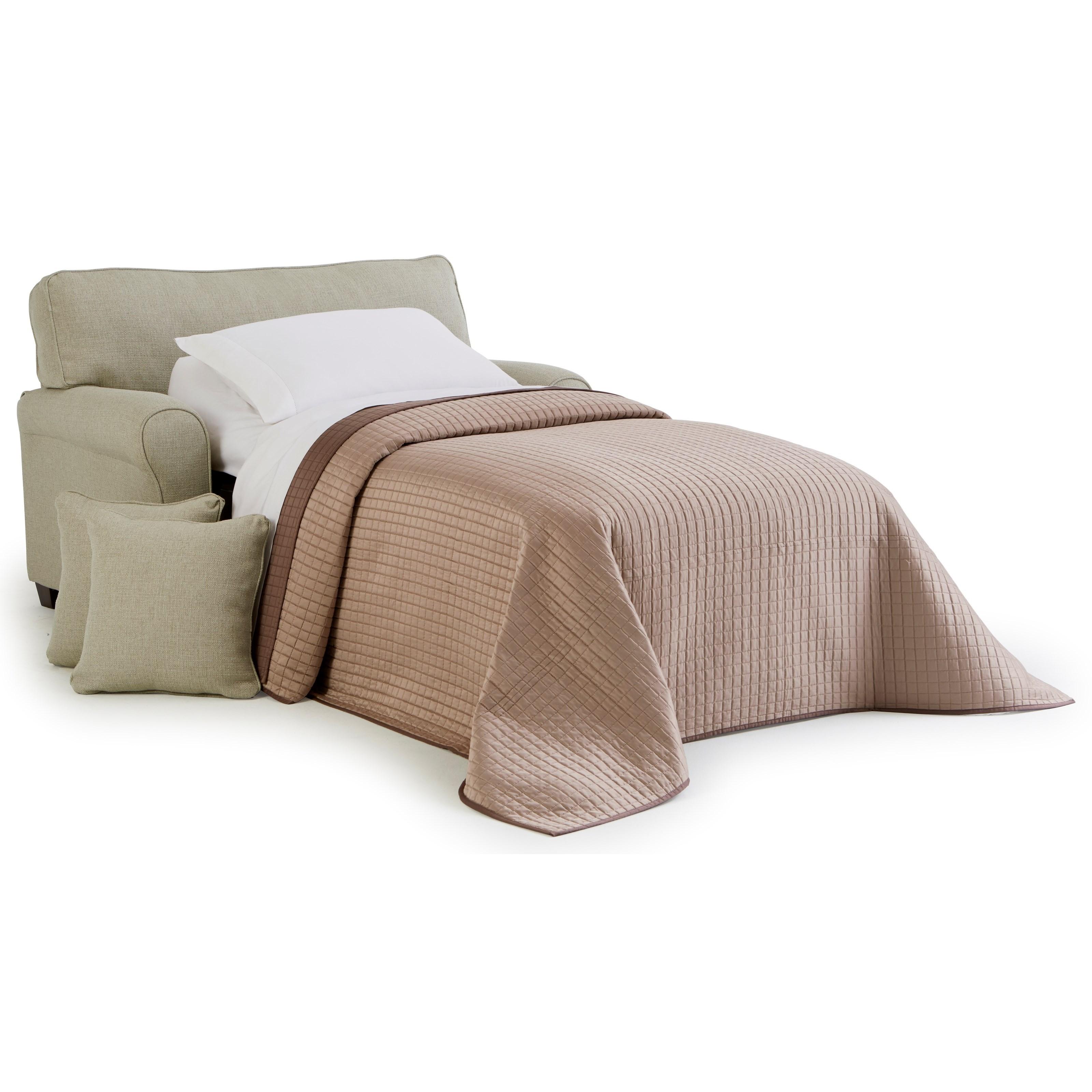 Best Home Furnishings Shannon Twin Sofa Sleeper