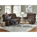 Best Home Furnishings Shelby Reclining Living Room Group - Item Number: S600 Living Room Group 1