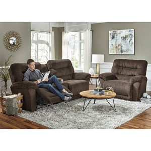 Vendor 411 Shelby Reclining Living Room Group