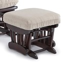 Best Home Furnishings Sona Glider Ottoman - Item Number: C0030-24697D