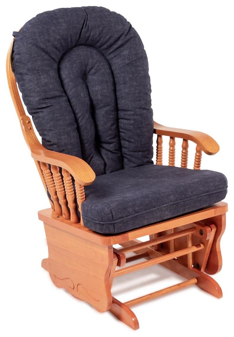 Wondrous Sunday Glide Gliding Rocker Chair By Best Home Furnishings At Rotmans Download Free Architecture Designs Estepponolmadebymaigaardcom