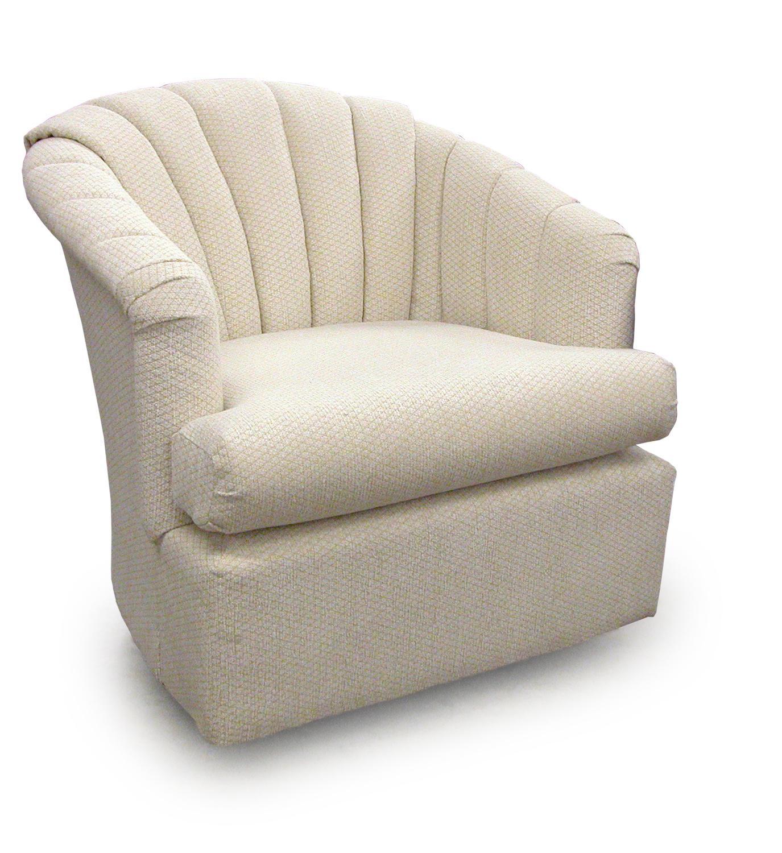 Best home furnishings chairs swivel barrel elaine swivel - Fashionable recliners ...