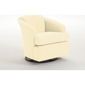 best home furnishings chairs   swivel barrel palmona