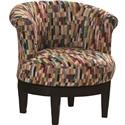 Best Home Furnishings Chairs - Swivel Barrel Swivel Chair - Item Number: 2958