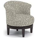 Best Home Furnishings Chairs - Swivel Barrel Attica Swivel Chair - Item Number: 2958E-26082