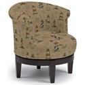 Best Home Furnishings Chairs - Swivel Barrel Attica Swivel Chair - Item Number: 2958E-27777