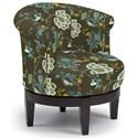 Best Home Furnishings Chairs - Swivel Barrel Attica Swivel Chair - Item Number: 2958E-28603