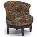 Best Home Furnishings Chairs - Swivel Barrel Attica Swivel Chair - Item Number: 2958E-34128