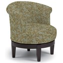 Best Home Furnishings Chairs - Swivel Barrel Attica Swivel Chair - Item Number: 2958E-34412