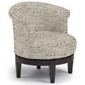 Best Home Furnishings Chairs - Swivel Barrel Attica Swivel Chair - Item Number: 2958E-34597