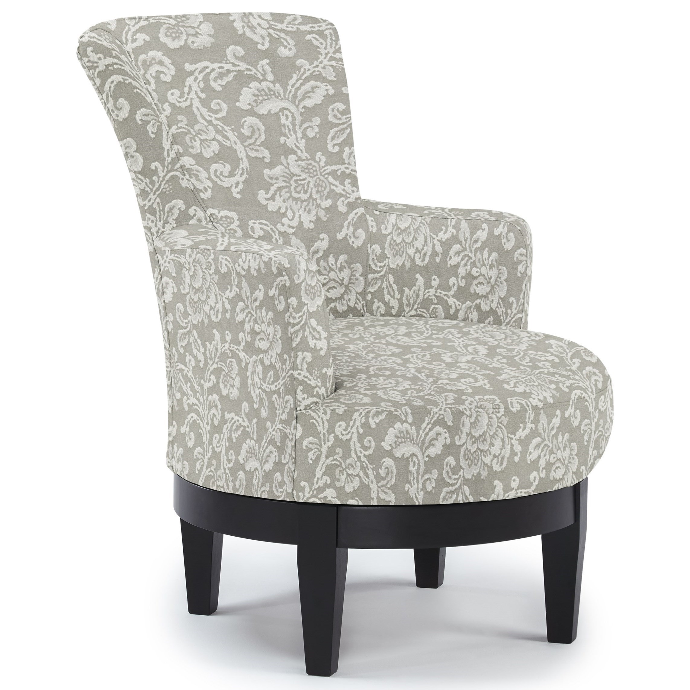 Best Home Furnishings Chairs - Swivel Barrel Swivel Chair - Item Number: 2968-28889