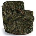 Best Home Furnishings Chairs - Swivel Barrel Skipper Swivel Chair - Item Number: 2978-27235