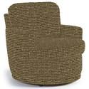 Best Home Furnishings Chairs - Swivel Barrel Skipper Swivel Chair - Item Number: 2978-34633