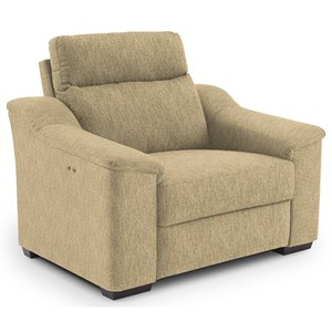 Morris Home Furnishings Tanya Power Recliner