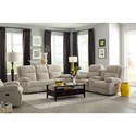 Best Home Furnishings Telva Reclining Living Room Group - Item Number: S980 Living Room Group 1