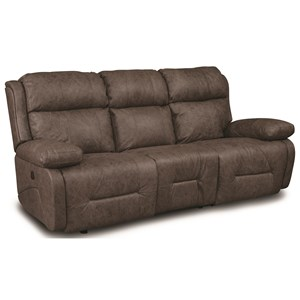 Pwr Tilt Wall Saver Reclining Sofa