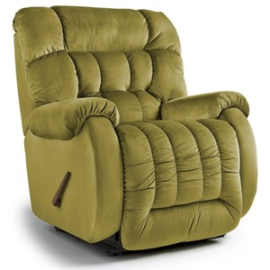 Morris Home Furnishings Recliners - The Beast Rake Beast Recliner