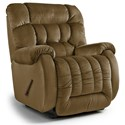 Best Home Furnishings Recliners - The Beast Rake Beast Recliner - Item Number: -1727245879-20886