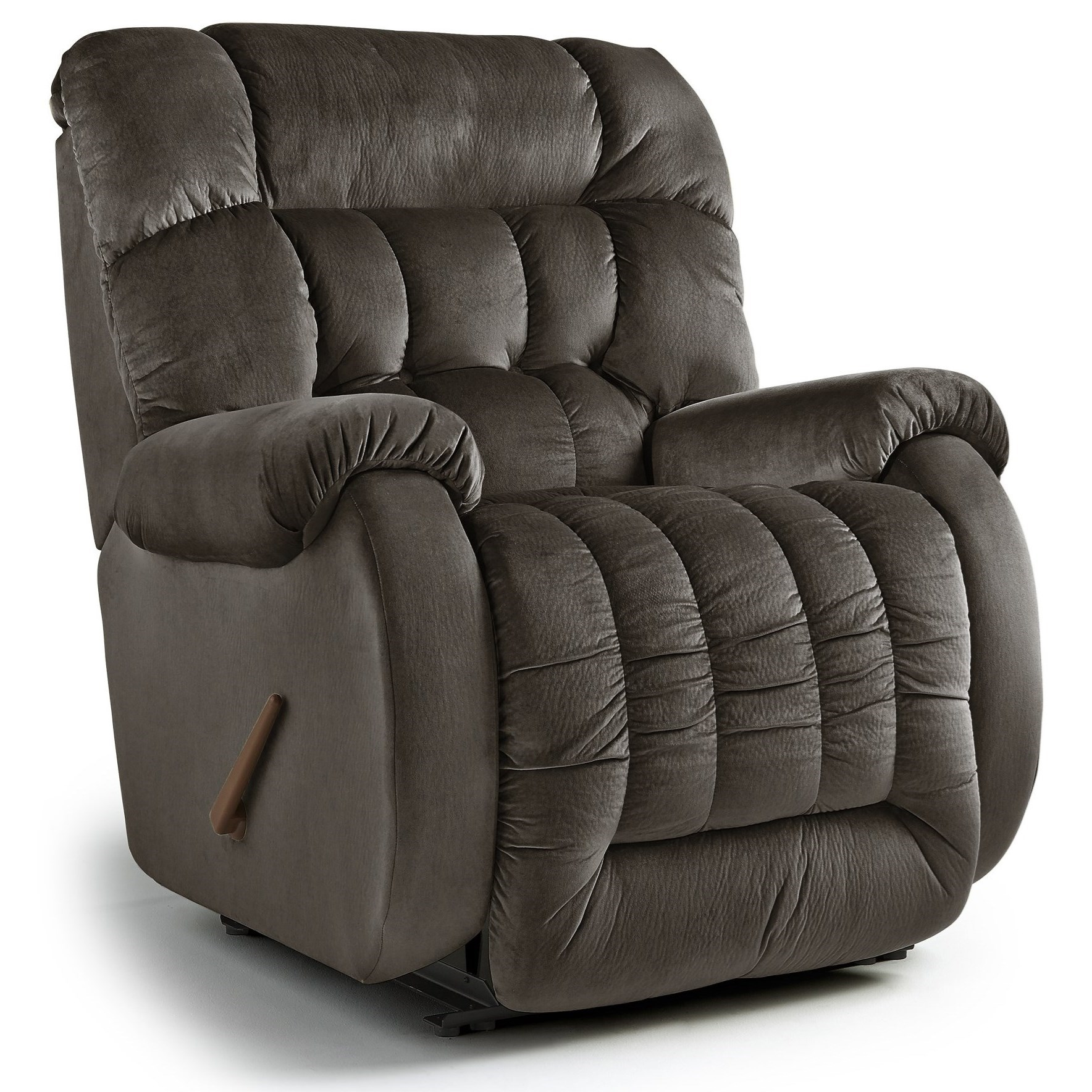 Bravo Furniture The Beast Oversized Beast Recliner Bennett S Furniture And Mattresses Recliners