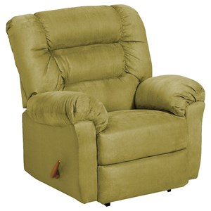 Morris Home Furnishings Recliners - The Beast Troubador Beast Rocker Recliner