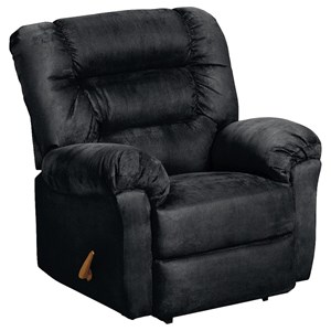 Best Home Furnishings Recliners - The Beast Troubador Beast Power Rocker Recliner