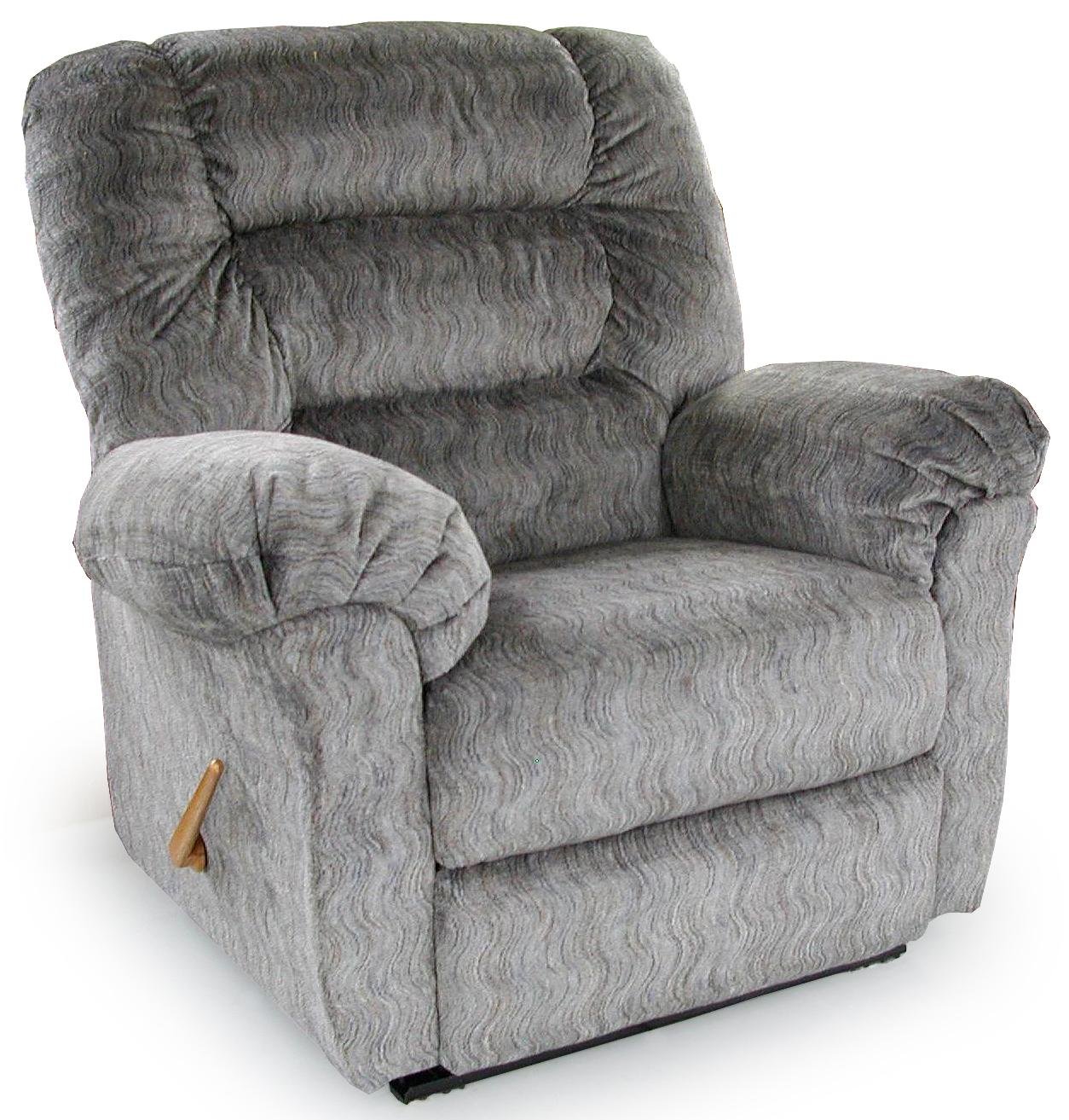 Best Home Furnishings Recliners - The Beast Troubador Rocker Recliner - Item Number 1B57  sc 1 st  Wayside Furniture & Best Home Furnishings Recliners - The Beast Troubador Rocker ... islam-shia.org